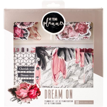 My Prima Planner - Dream On Planner Kit - 596408