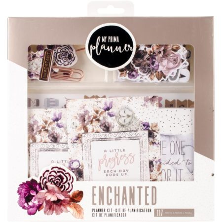 My Prima Planner - Enchanted Planner Kit - 596415
