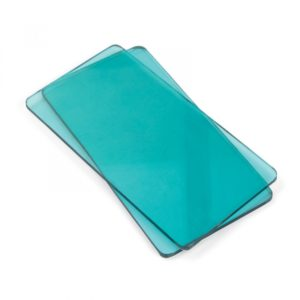 Sizzix Sidekick Cutting plates - Aqua - 661769