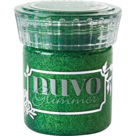 Nuvo Glimmer Paste - Emerald Green - 955N
