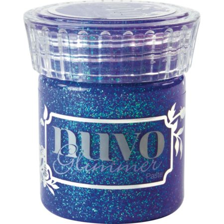Nuvo Glimmer Paste - Sapphire Blue - 957N