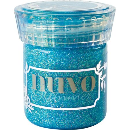 Nuvo Glimmer Paste - Blue Topaz - 960N