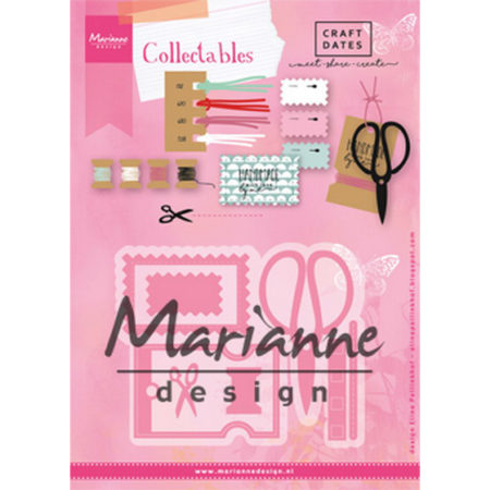 Marianne Design - Eline's Craft Dates - COL1445