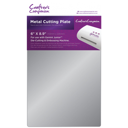 CRAFTERS COMPANION METAL CUTTING PLATE - METALPLADE