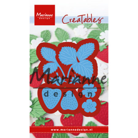 Marianne Design Dies - Strawberries - LR0510