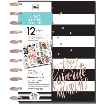 Happy Planner - Me & My Big Ideas - My Favorite Memories