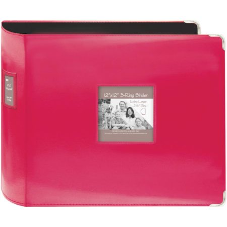 Pioneer Photo Album - Extra Large - Bright Pink - T12JF CPK