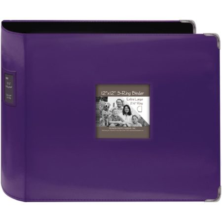 Pioneer Photo Album - Extra Large - Bright Purple - T12JF CPR