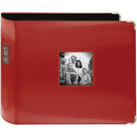 Pioneer Photo Album - Extra Large - Red - T12JF RD
