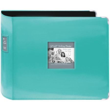 Pioneer Photo Album - Extra Large - Bright Blue - T12JF/CBL