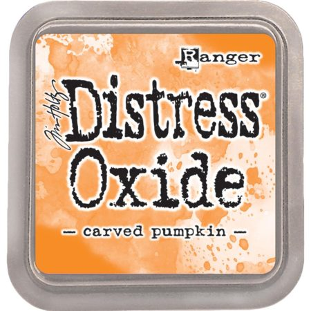 Ranger-Tim Holtz - Distress Oxide - Carved Pumpkin