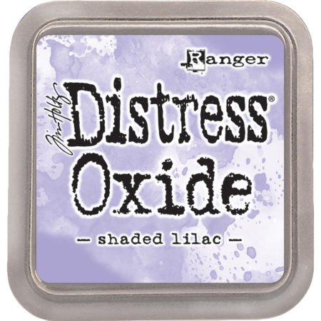 Ranger-Tim Holtz - Distress Oxide -  Shaded Lilac