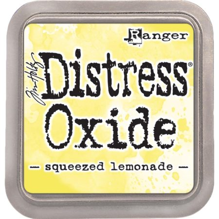 Ranger-Tim Holtz - Distress Oxide -  Squeezed Lemonade