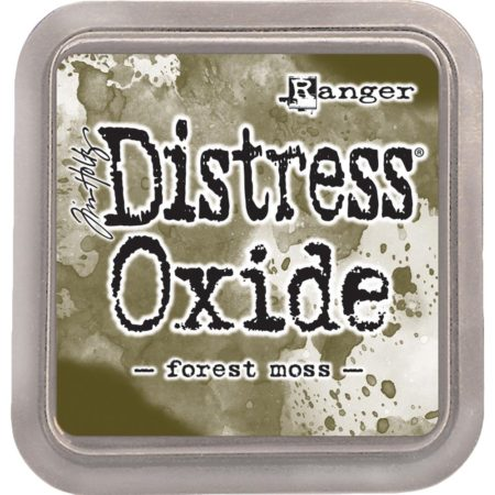 Ranger-Tim Holtz - Distress Oxide - Forest Moss