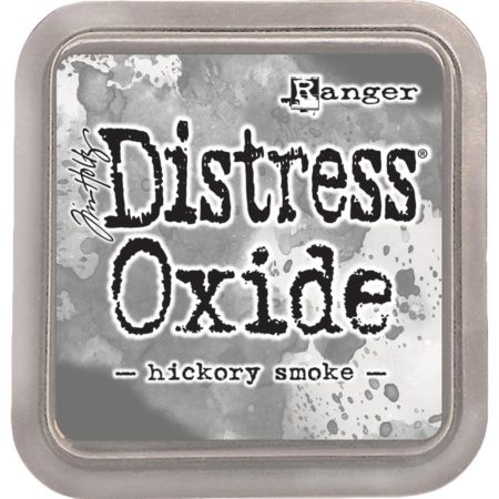 Ranger-Tim Holtz - Distress Oxide - Hickory Smoke