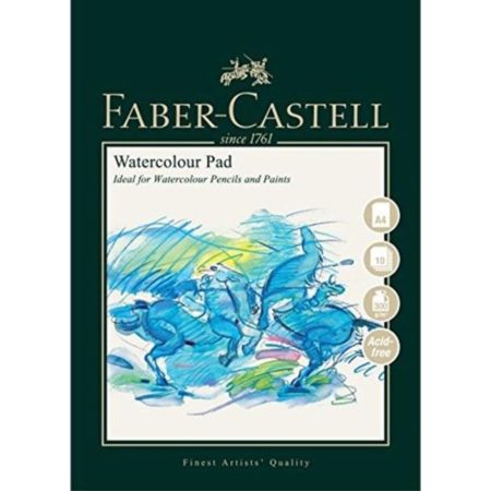 Faber-Castell - Watercolor/akvarel Pad