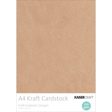 Kaisercraft Craft Cardstock A4 - cb157