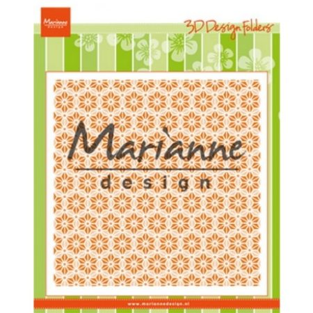 MARIANNE DESIGN - Folder Japanese Star - DF3445