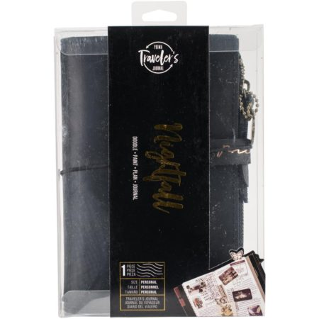 Prima Traveler's Journal Leather Essential - Nightfall - 630430