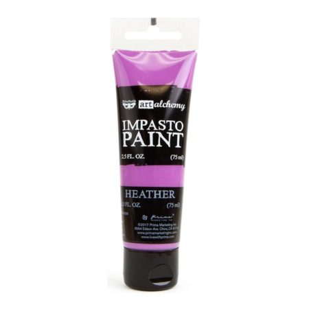 Prima - Finnabair Art Alchemy - Impasto Paint - Heather