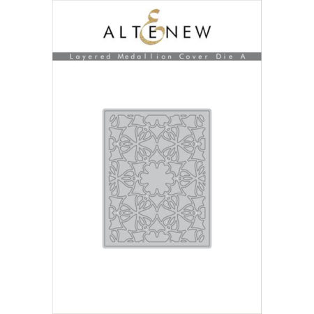 Altenew - Layered Medallions Cover Die A