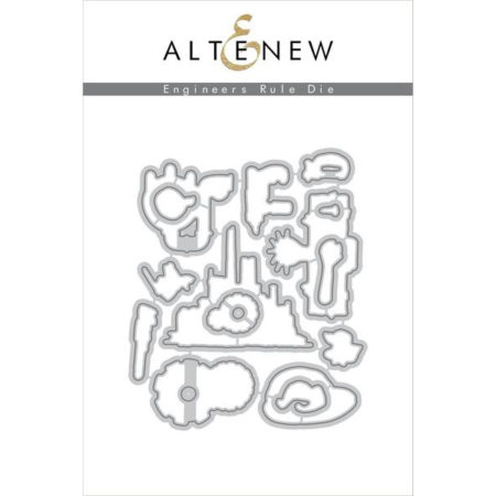 Altenew - Engineers Rule Die Set