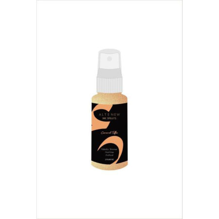 Altenew - Caramel Toffee Metallic Shimmer Ink Spray
