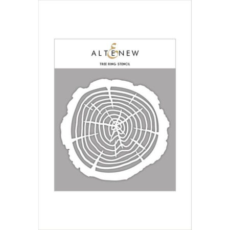 Altenew - Tree Ring Stencil