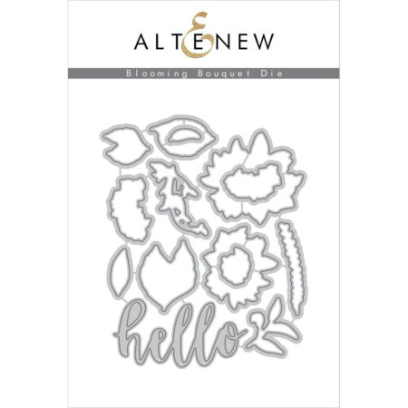 Altenew - Blooming Bouquet Die Set