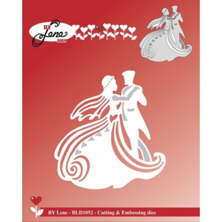 By Lene Dies - Dancing Wedding Couple - BLD1052
