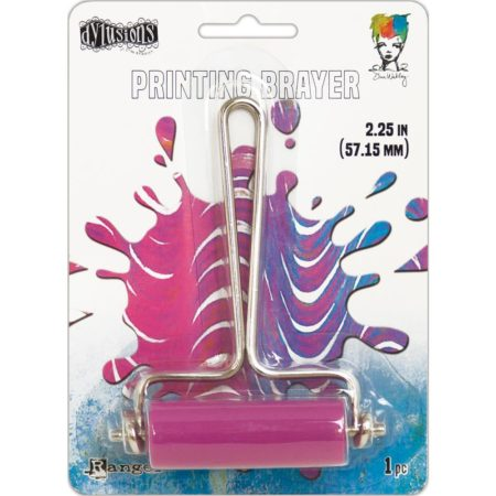 Ranger Gel Press Brayer - Small