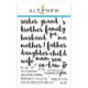Altenew - Family Matters Stamp Set