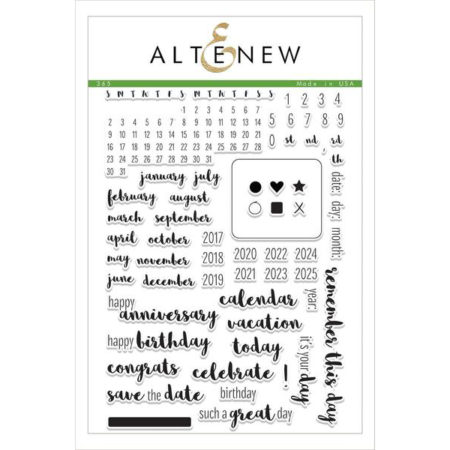 Altenew - 365 Stamp Set