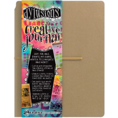 "Dyan Reaveley's Dylusions Creative Journal 12x9"" - DYJ34100"