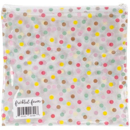 Freckled Fawn Printed Dots Plastic - Spring Polka