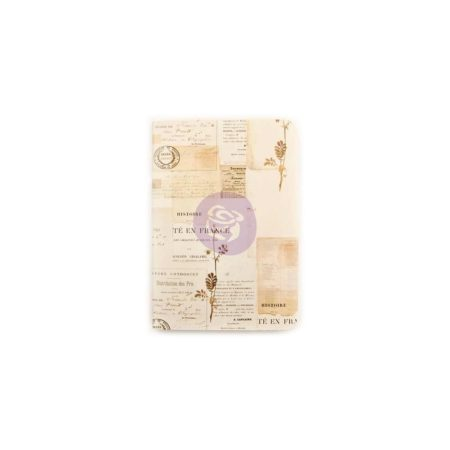 Prima Traveler's Journal Refill Passport - Note Collector