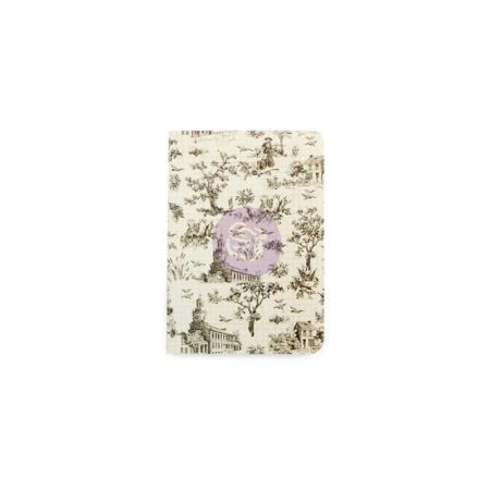 Prima Traveler's Journal Refill Passport - Oh Toile
