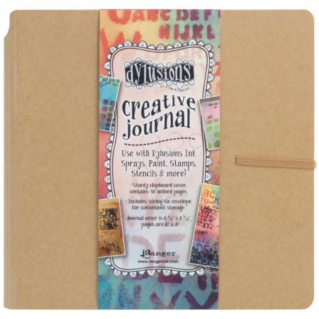 "Dyan Reaveley's Dylusions Creative Journal 8x8"" - DYJ38429"