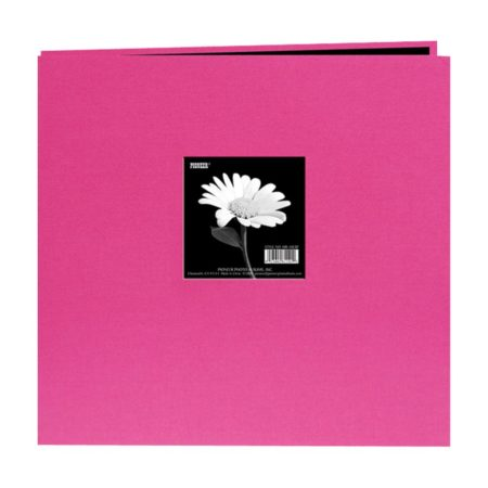 Pioneer Book Cloth Cover - Bright Pink - MB10CBFSBP