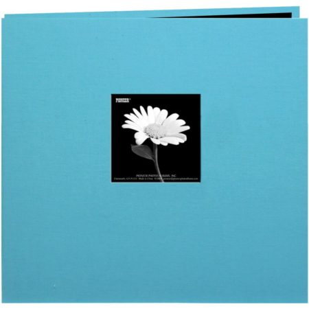Pioneer Book Cloth Cover - Turquoise Blue - MB10CBFNTB