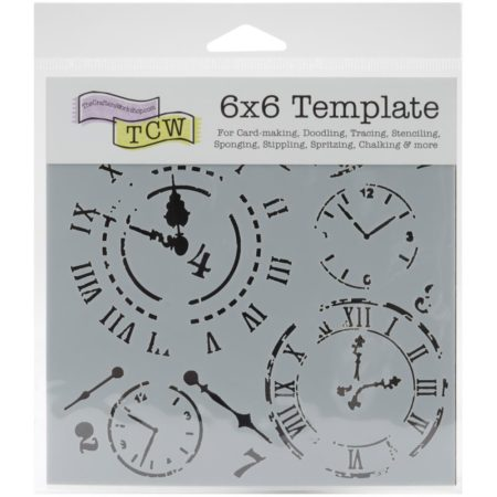 Crafter's Workshop Template - Time Travel - TCW201s