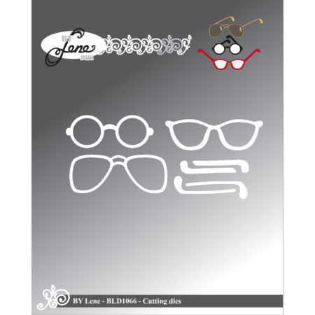 By Lene Dies - Glasses - BLD1066