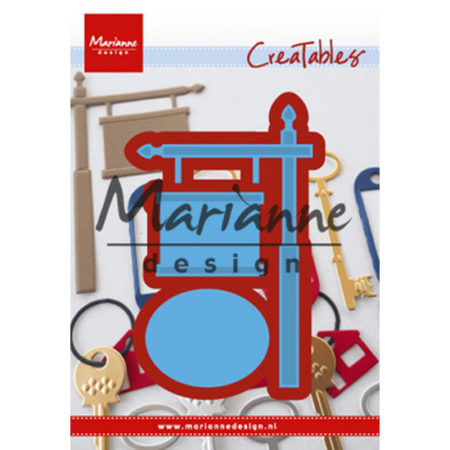 Marianne Design Dies - Sign post - LR0522