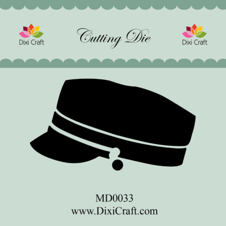 Dixi Craft Dies - Scandinavian Student Cap - MD0033