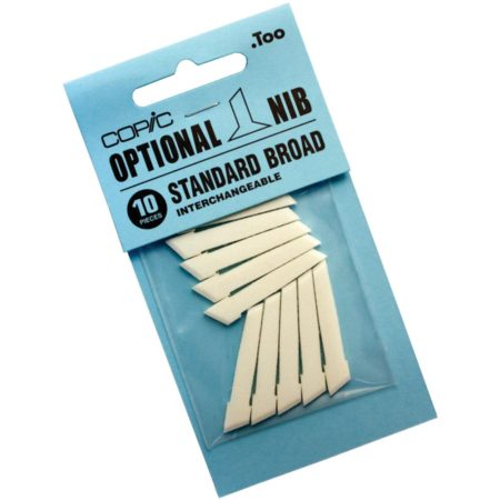 Copic Original Marker Standard Broad Nibs - Classic