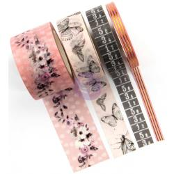 Prima Marketing - Cherry Blossom Decorative Tape - 597849