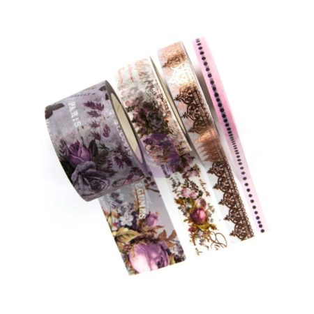 Prima Marketing - Lavender Decorative Tape - 630164