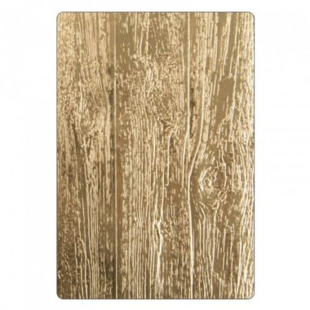 Sizzix Embossing folders - Planks - 662718