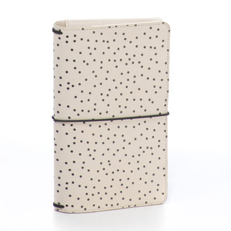 Simple Stories Carpe Diem Traveler's Notebooks - Cream Dot