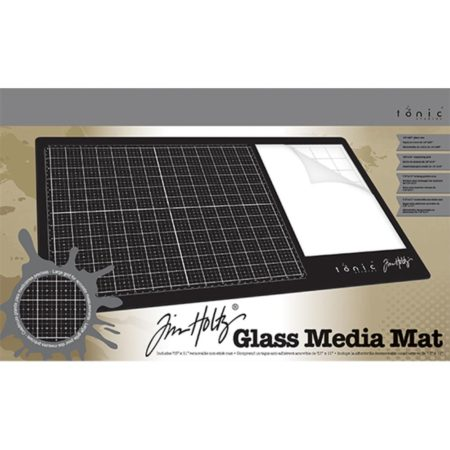 Tonic - Tim Holtz Glass Media Mat - 1914E